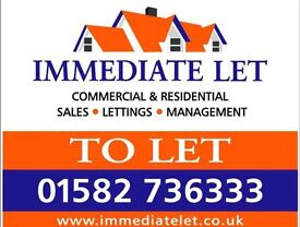 Luxury 2 bedroom flat in Luton £1050 PCM