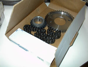 NEW T/CHAIN + GEARS TO FIT 83-87 FORD V6 RANGER ETC.$15.00