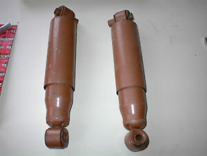 NEW PAIR OF HD FRONT SHOCKS FOR 69-87 GMC  4WD K-1500,-2500 $10E