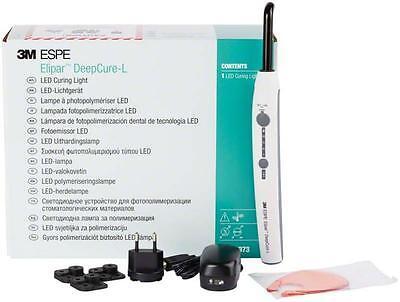 Elipar Deepcure-l 3m Espe Dental Curing Light.