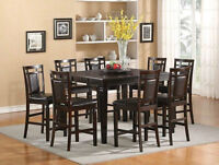 7 Piece Pub Dining Set Start From