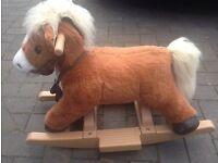 Children's rocking horse Toy