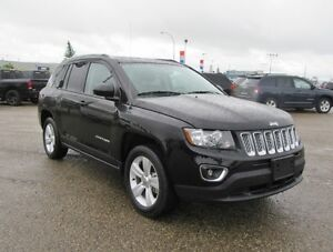 2016 Jeep Compass Sport  w/ Leather, Sunroof