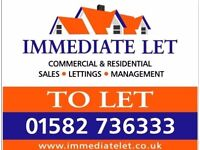 2 bedroom flat on leagrave road luton £795 pm