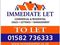 All inclusive one bedroom flat in bury park Leagrave road Luton £825 PCM