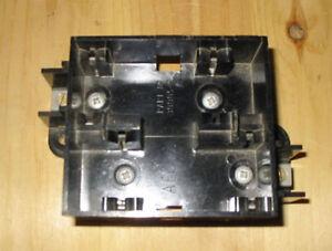 AEC 30/60 AMP MAX. 2 POLE FUSE BLOCK (P/N: 3000549) ~ RARE!