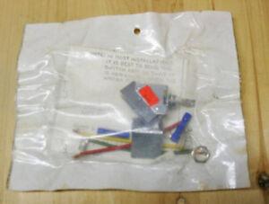 KOLD-DRAFT GBR 01498 PUMP DEFROST SWITCH (ICE MACHINE PART)
