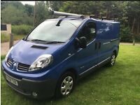 Renault trafic van for sale