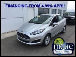 2017 Ford Fiesta SE  LOCAL ONE OWNER TRADE!