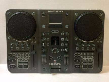 "M-AUDIO ""XPONENT"" DJ MIX SYSTEM"