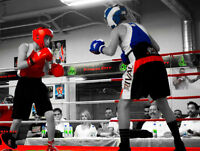 Club de Boxe / Ambition / Boxing Club - Pierrefonds Montreal