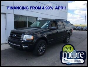 2017 Ford Expedition Max Limited MAX  FINANCING FROM 4.99% APR!!