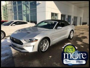 2018 Ford Mustang GT Premium Convertible  - Leather Seats