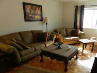 Couch and Loveseat- Negotiable