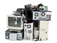 Free pickup to recycle your used or broken computer parts.