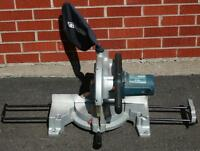 "Mastercraft 10"" Deluxe Compound Mitre Saw"