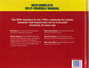Reader's Digest New Complete Do-It-Yourself Manual West Island Greater Montréal image 2