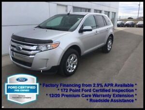 2013 Ford Edge SEL  - Certified - Bluetooth -  SYNC