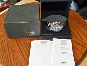 Oris Titanium Titan TT1 Chronograph Dive