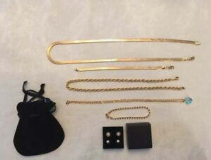 Costume jewelry  (Several sets)
