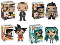 OVER 400 different Funko POP! Vinyl Figure available in store!
