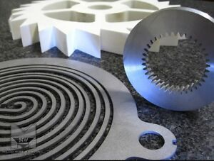 CNC CUTTING using Routers, Waterjet, Laser