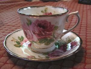 Vintage American Beauty China Pieces