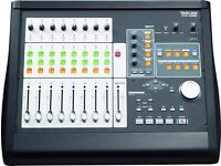 Tascam FW1082 audio interface daw controller