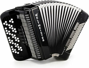 Weltmeister Romance 703 chromatic button accordion