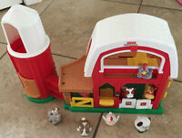 Little People House & Farm