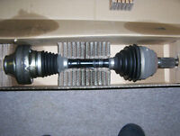 Porsche Cayenne front drive shaft good used.