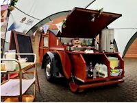 1960 Teardrop Trailer For Hire, Weddings, Festivals, Events And Parties