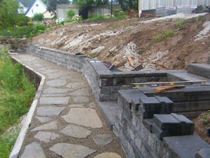 Free Estimates on Garden/Retaining Walls Sarnia Sarnia Area image 6