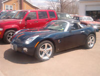 LIKE NEW automatic 2008 Pontiac Solstice  Convertible
