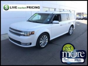 2016 Ford Flex Limited AWD  - Leather Seats -  Heated Seats