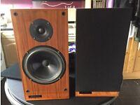 Classic Heybrook Trio Audiophile speakers