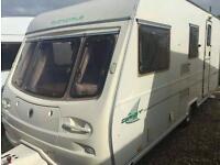 Avondale dart 510/5 2003 5 berth touring caravan