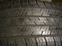 1 tire Continental 4x4 Contact 235/65 R 17 good used!
