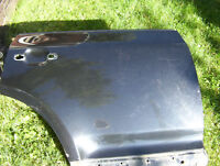Porsche Cayenne rear right door shell, good used.