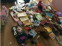Joblot bundle toys and board games and kitchen ware and other useful stuff