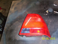 Taillight assembly, 2002 VW Jetta 1.8 T