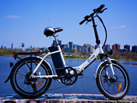 Electric Bikes - 42.07 a monthly! ON SPECIAL 15% off!