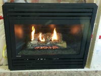 Gas fireplace clearance SALE!
