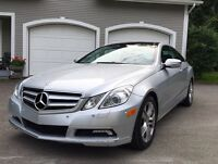 2010 Mercedes E350 Coupe