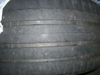 1 tire Michelin Latitude Sport 295/35 R 21 for sale good used.