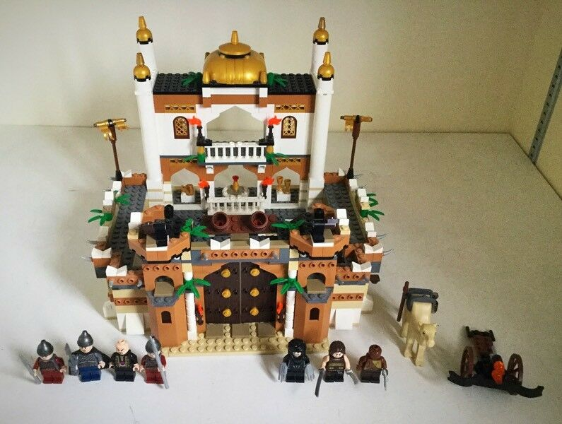 Lego Prince of Persia - Battle of Amalut