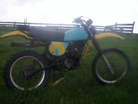 Yamaha IT 175 good condition