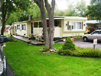 BEAUTIFUL PARK MODEL TRAILER  FOR SALE
