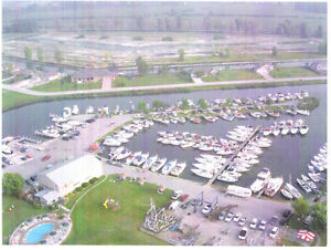 Large Marina in Southwestern Ontario for Sale