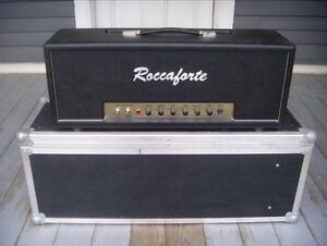 Roccaforte custom 30 amp head